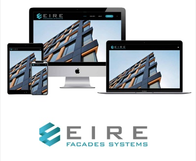 Eire Facades Systems - New Website Launched