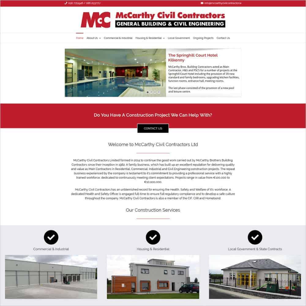 McCarthy Civil Contractors Ltd