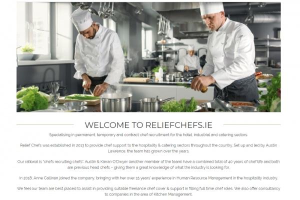 Relief Chefs