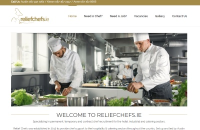 Relief Chefs